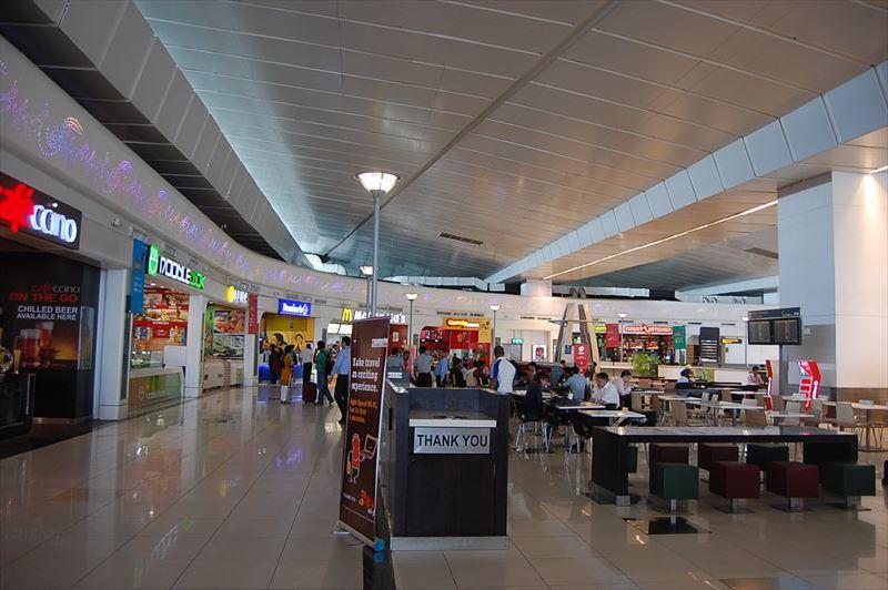 【デリー】インディラガンディー空港