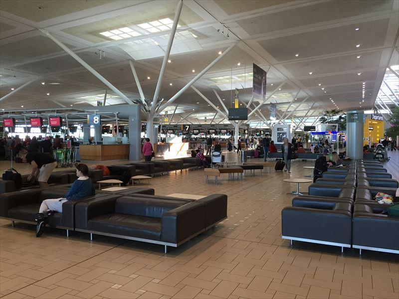 【ブリスベン】ブリスベン空港