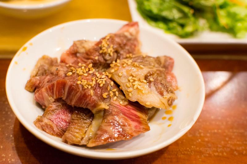 【肉人】下北沢の焼肉屋