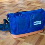 カメラバッグに見えない!オシャレなカメラバッグ「BUCKET MOUTH」を海外旅行・世界一周の街歩きバッグに採用!