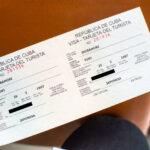 【東京】キューバ大使館でのツーリストカード取得方法まとめ