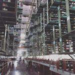 メキシコシティ|まるで映画の世界!メキシコシティの空中図書館「ヴァスコンセロス図書館」が凄い!