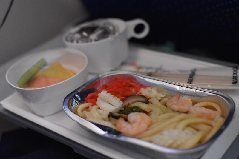 【アエロメヒコ】成田→メキシコシティ線