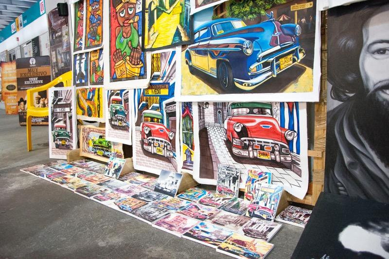 【ハバナ】サン・ホセ民芸品市場