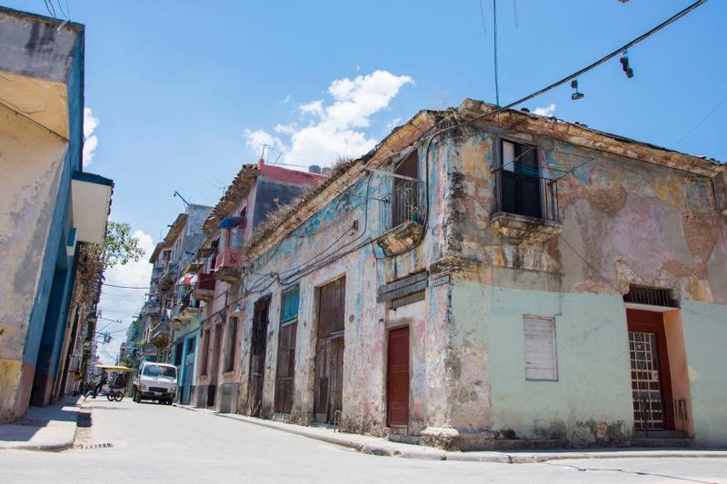 【ハバナ】旧市街