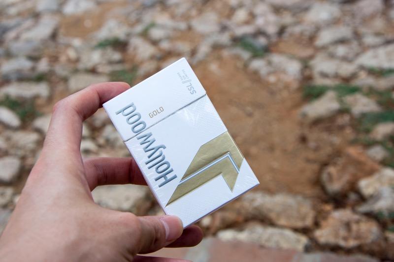 【キューバ】たばこ