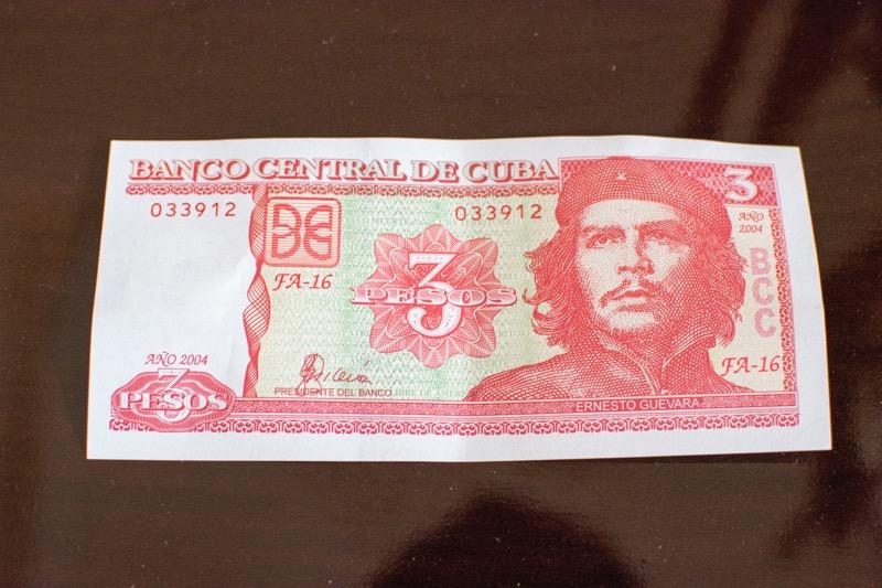 「キューバ ゲバラ 紙幣 写真」の画像検索結果