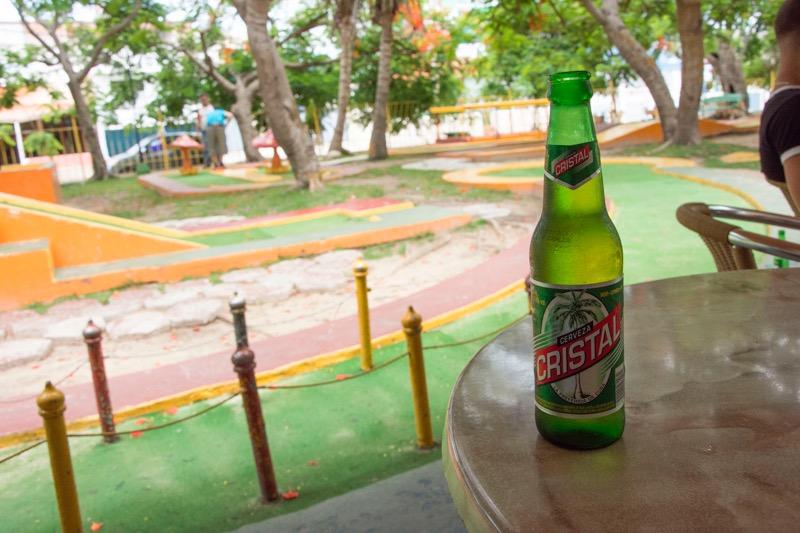 【キューバ】ビール