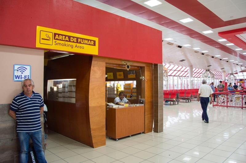 ハバナ空港