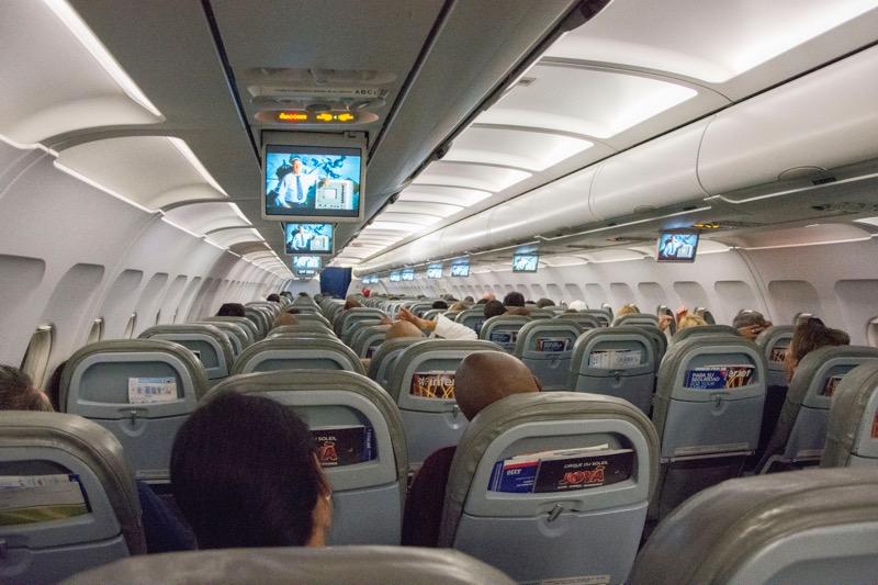 「【インタージェット】LCCなのに荷物無料!機内ドリンク有!インタージェットのハバナ→メキシコシティ線【Interjet】」のアイキャッチ画像