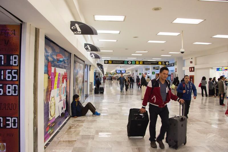 メキシコシティ空港第1ターミナル