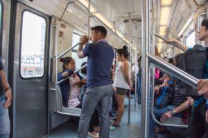 【メキシコシティ】メトロの乗り方