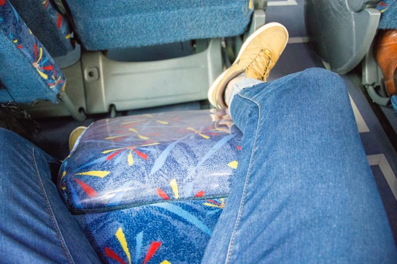 【メキシコ】メキシコシティ→サンミゲル・デ・アジェンデのバス