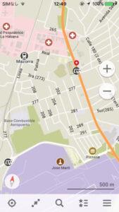 【ハバナ】空港近くのバス停