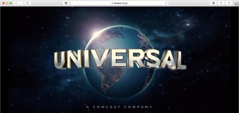 海外でのアマゾンプライム・ビデオの視聴