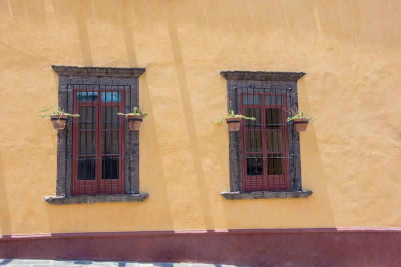 【メキシコ】サンミゲル・デ・アジェンデの街並み