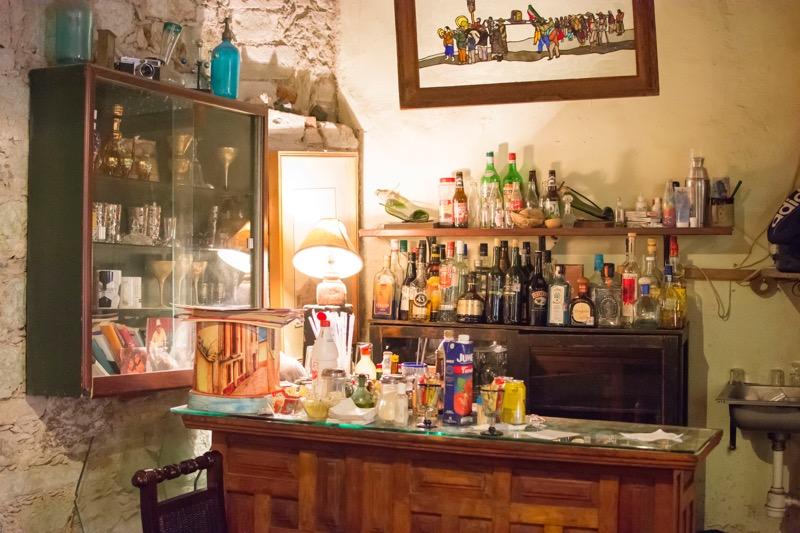 【メキシコ】グアナファトのレストラン「トルコシエテ」