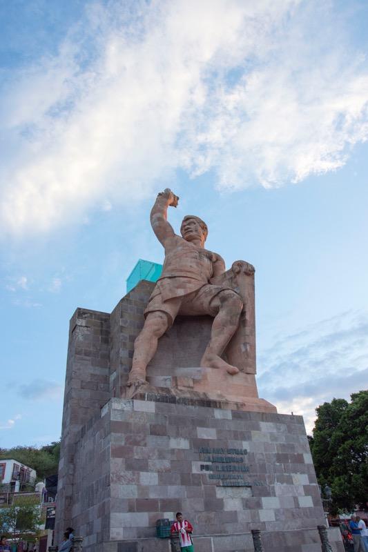 【グアナファト】ピピラの丘