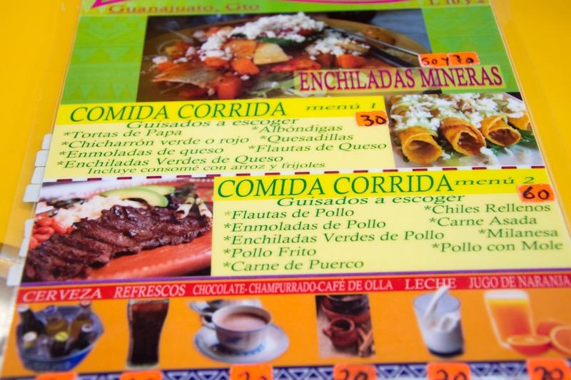 【グアナファト】イダルゴ市場
