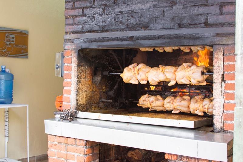 【メキシコ】グアナファトのレストラン