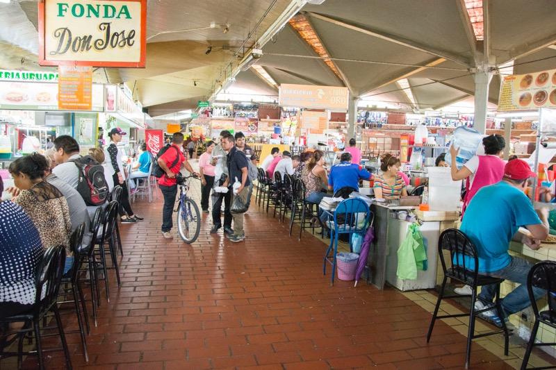 【グアダラハラ】リベルタ市場