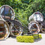 世界のユニークホテル第1弾|まるで秘密基地!メキシコにある土管で造られたホテル「TUBO HOTEL」