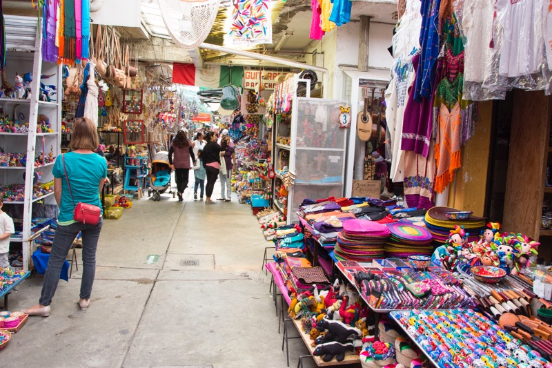 【メキシコシティ】サンフアン市場