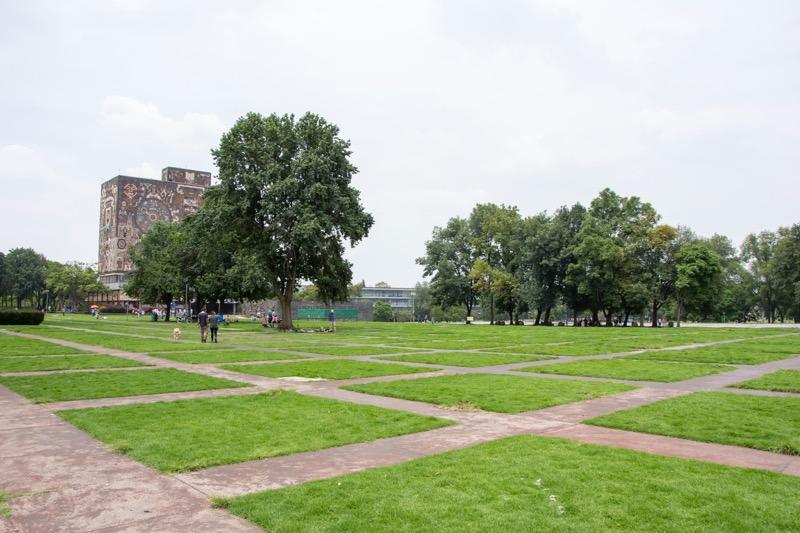 【メキシコシティ】メキシコ国立自治大学(UNAM)