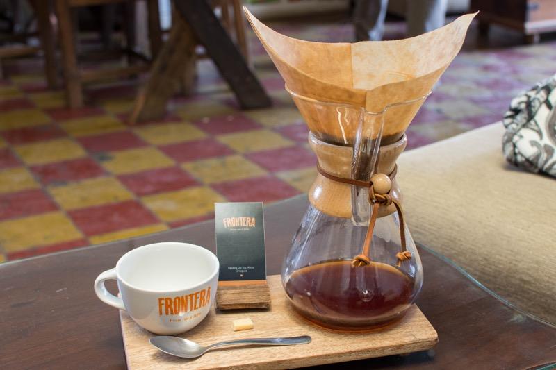 サンクリストバル・デ・ラスカサス|カフェ