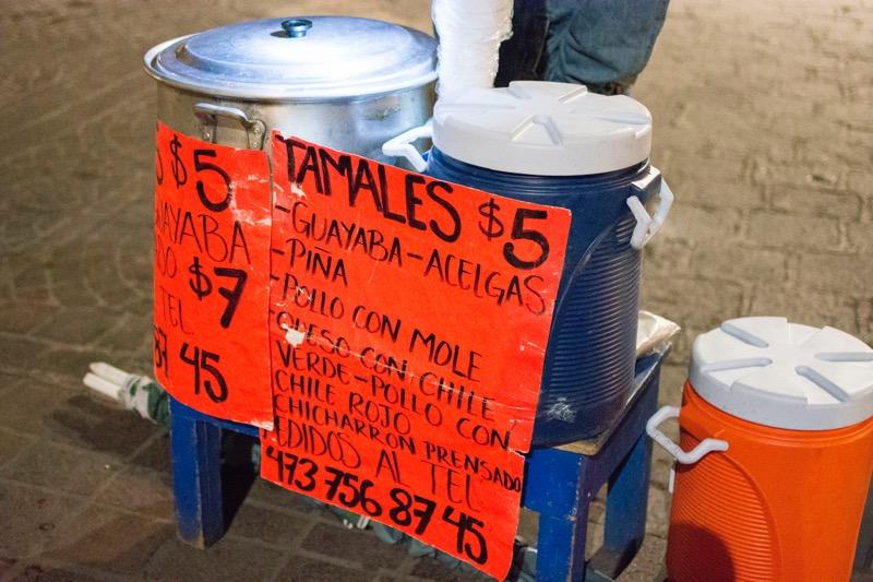 メキシコ|タマレス