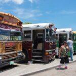 メキシコ/ベリーズ国境越え|プラヤ・デル・カルメン→ベリーズシティ→キーカーカーのローカルバス・フェリー移動まとめ