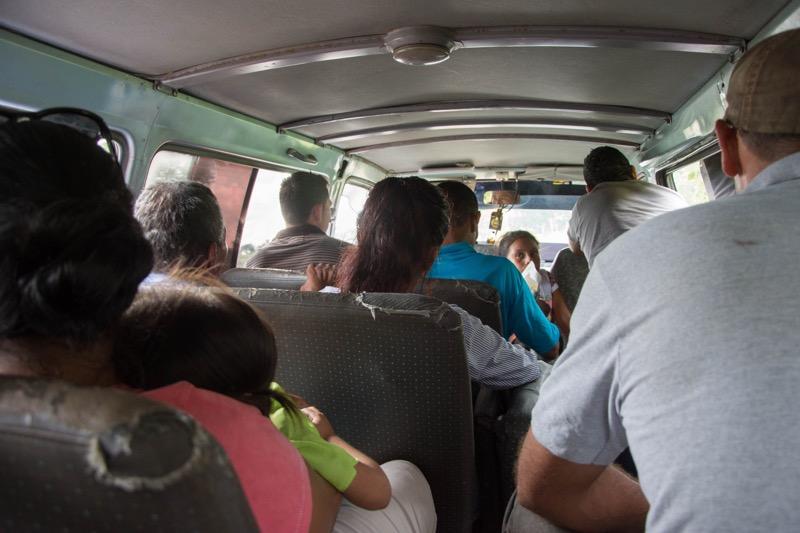 グアテマラ|国境→サンタエレナ