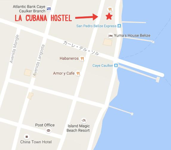 キーカーカー|LA CUBANA HOSTEL