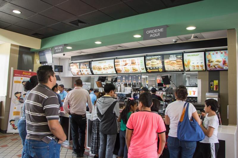 グアテマラ|コパンのマック