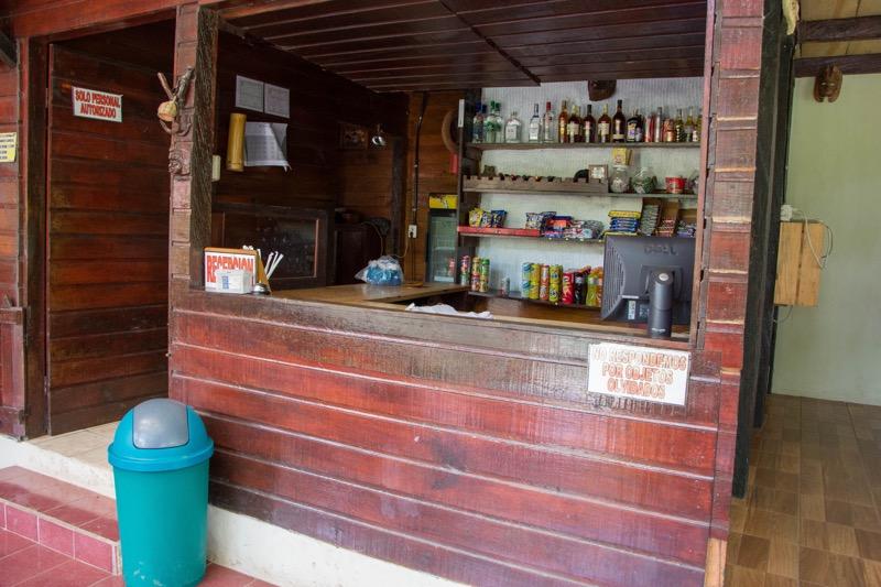 セムクチャンペイの安宿|Las Marias