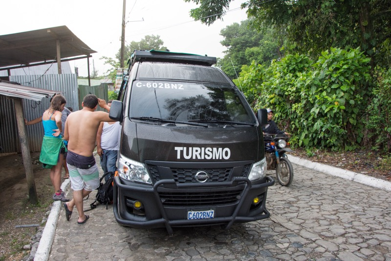 グアテマラ|セムクチャンペイ→アンティグア