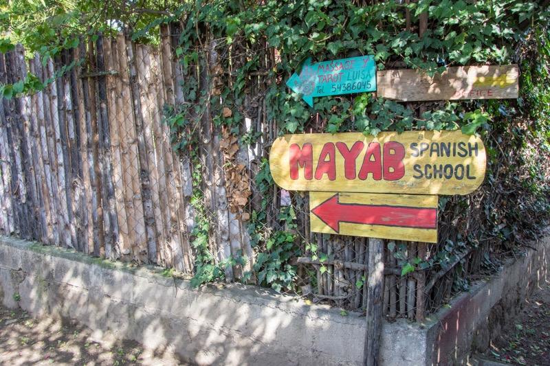 グアテマラのスペイン語留学|MAYAB SPANISH SCHOOL