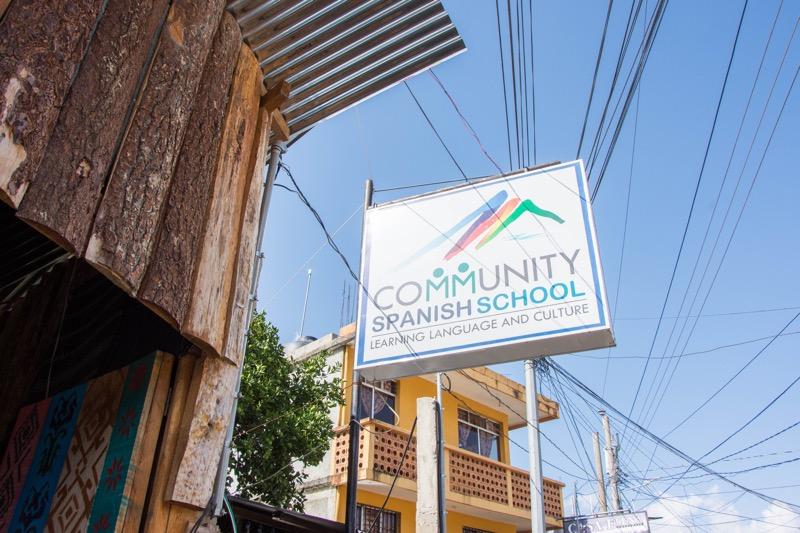 グアテマラのスペイン語留学|Community Spanish School