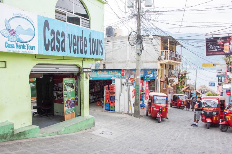 サンペドロ・ラ・ラグーナ|チチカスマーケット