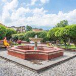 アンティグアの旅まとめ。グアテマラの古都&世界遺産の街。世界一お洒落なマックもあった。観光スポット、オススメATMも地図上にまとめました。