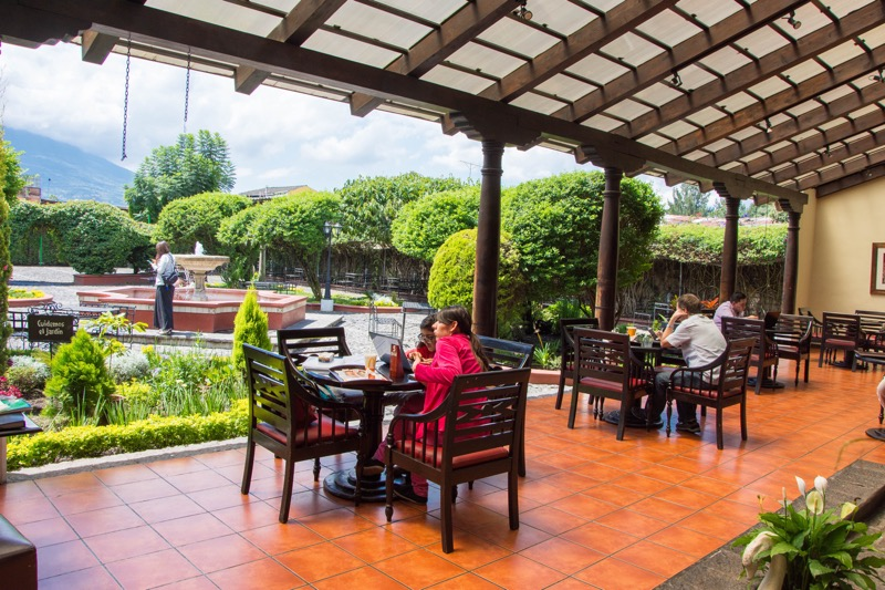 アンティグア|世界一お洒落なマック