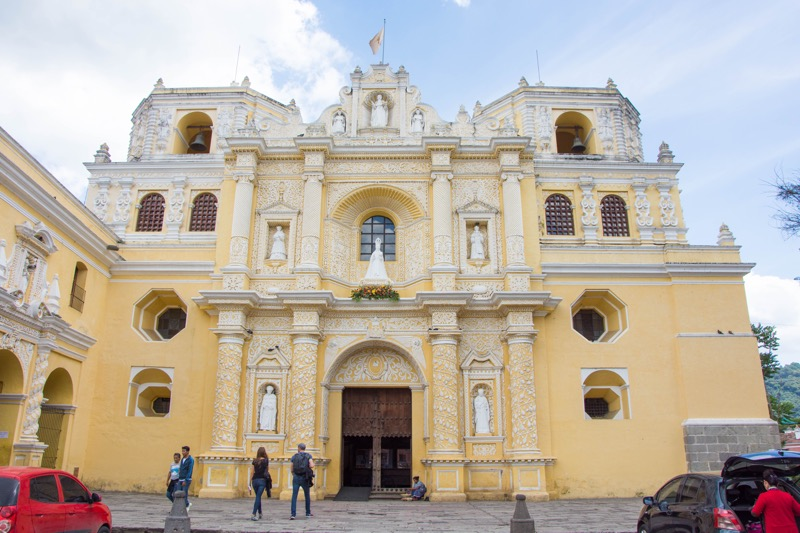 アンティグア|メルセー教会
