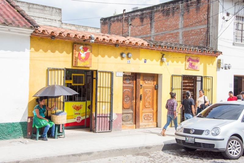 アンティグア|砂肝の唐揚げ
