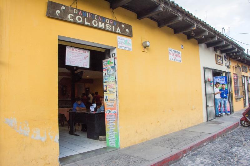 アンティグアの旅行会社