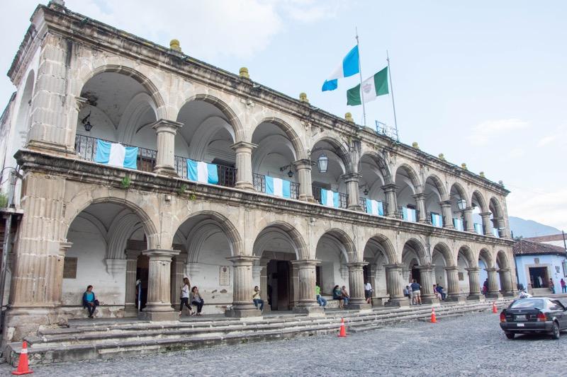 アンティグア|街並み
