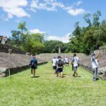 ホンジュラスにあるマヤ文明の遺跡、コパン遺跡へ。中南米の洗礼チーノ攻撃の集中砲火を浴びました。イライラし過ぎてまともに観光出来ず。