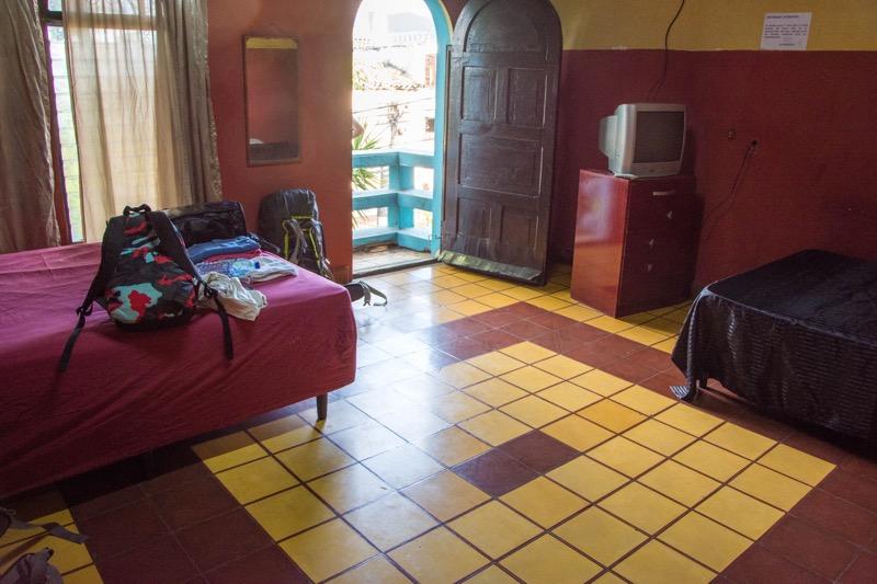 サンサルバドルの安宿|El Castillo