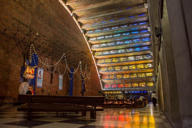 サンサルバドル|ロサリオ教会