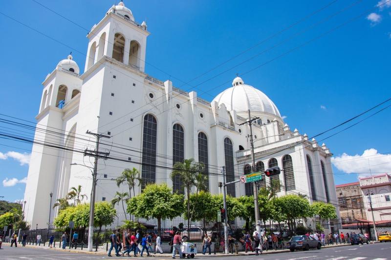 サンサルバドル|カテドラル・メトロポリターナ