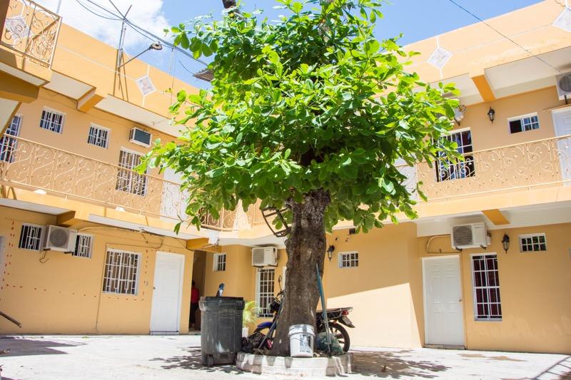 サンミゲルの安宿 Hotel Centinela